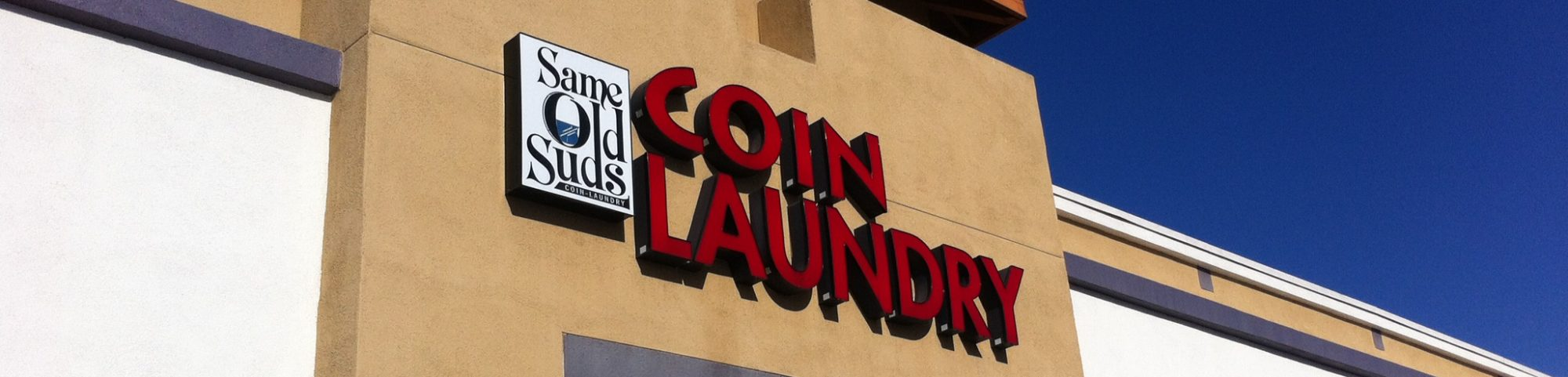 Same Old Suds Coin Laundry